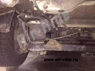Пневмоподвеска Fiat Ducato
