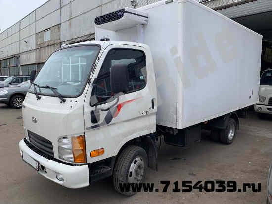 Пневмоподвеска Hyundai HD 35